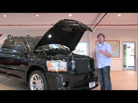 Dodge Ram SRT 10 Black 8.3 Litre V10