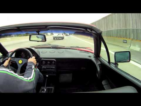 One Minute Test Drive-Ferrari 328 GTS
