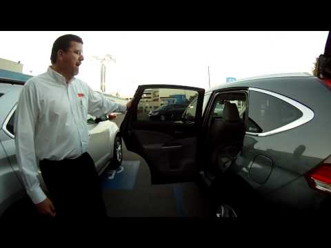Mike theHondaGuy's 2012 CRV First Look