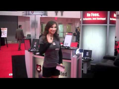 NADA 2012 Show floor walk-through