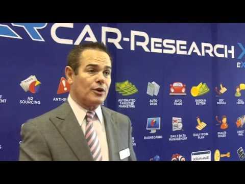 """CAR-Research XRM Wins """"Top Rated"""" Award at NADA"""