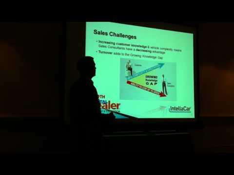 Intellacar Mobile Marketing Presentation at Digital Dealer Conference - Jim Hughes (13)