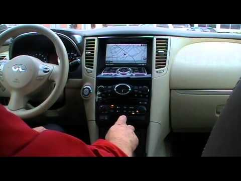 NJ Infiniti | NJ FX35 | Ken Beam shows Infiniti FX35 at Douglas Infiniti in Summit NJ