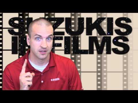 Suzukis in Films #1: Mega Piranha