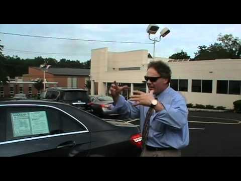NJ Mercedes | Ken Beam shows gorgeous 2010 Mercedes Benz E350 4-Matic at Douglas VW |  Used E350 NJ
