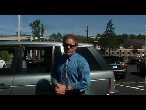 NJ Land Rover | Ken Beam shows Range Rover at Douglas Volkswagen in Summit NJ | Land Rover NJ