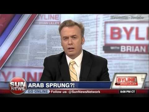 Brian Lilley: The MSM is lying about the muslim riots
