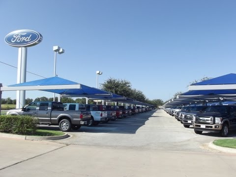 Texas Size Deal I have 85 Super Duty 2012 FORD Trucks in STOCK call Troy Young DFW Dealership