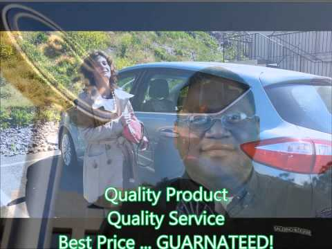 Another Green Driver Buys A 2013 Ford C-Max Hybrid | NJ Ford Dealer | Salerno Duane Summit