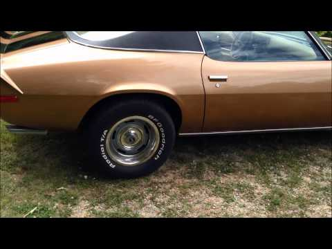 1970 SS Camaro RARE Only Made For Six Months - $19900