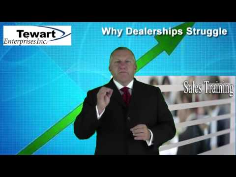 Training Video #1 Why Dealerships Struggle | Automotive Sales Hiring The Wrong People