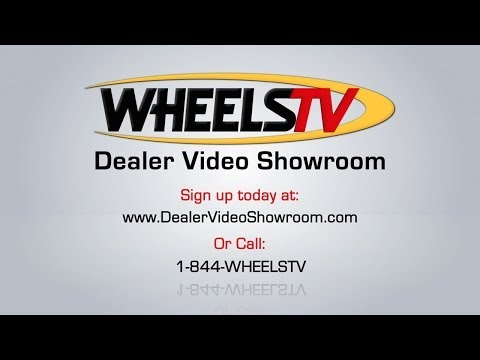 WheelsTV Dealer Video Showroom - Automotive Video Marketing Platform
