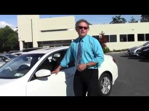 Used Infiniti G37X - Ken Beam shows 2011 G37X Sedan at Douglas Infiniti in Summit NJ