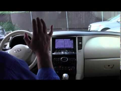 Used Infiniti FX35 NJ | Ken Beam shows 2012 FX35 at Douglas Infiniti in Summit NJ