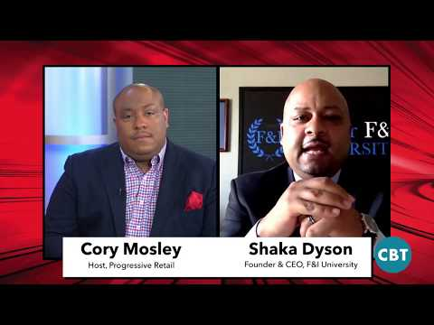 Progressive Retail Episode 39 - Shaka Dyson from Dealer F&I University