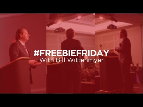 Freebie Friday - The Two Most Powerful Words