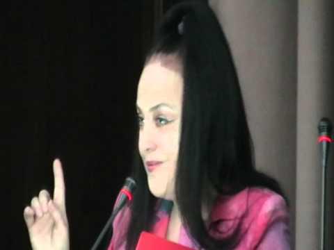 Выступление М. Поляковой Интегративная медицина 2011