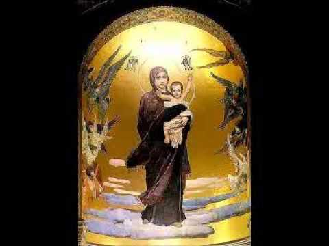 Песнь  Пресвятой  Богородицы «Честнейшая»