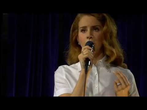 Lana Del Rey - Without You (Live in Hollywood)