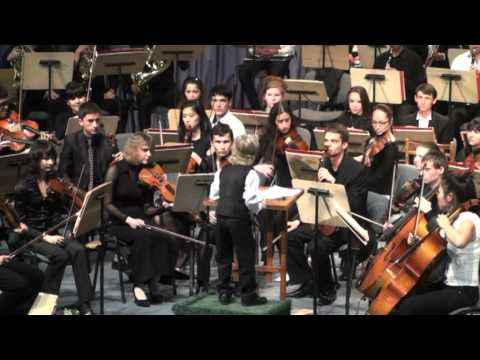 Edward Yudenich - 7 years old conductor.mpg