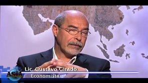 ASIATV - GUSTAVO GIRADO EN @SenadoTVArg