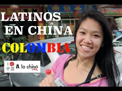 Latinos en China | Anny | Colombianos en China