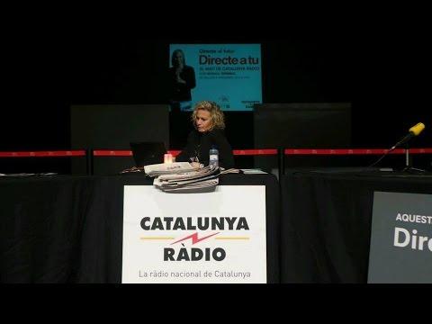 La periodista Mónica Terribas nos habla sobre China [catalán subt. castellano]