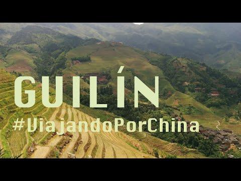Mi viaje a GUILÍN | Terrazas de arroz y montañas alucinantes | Viaje por China