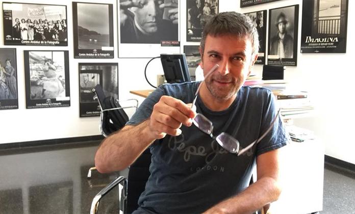 Rafael Doctor, destituido como director del Centro Andaluz de la Fotografía