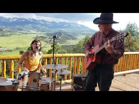 """Hubbard Family Band - """"Wayfaring Stranger"""" - Ridgway, CO"""