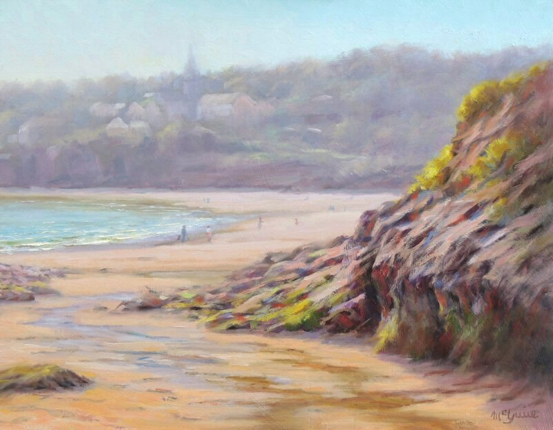 Spring Morning, Dunmore East