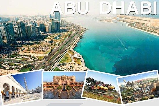 Abu Dhabi City Full-Day Sightseeing Tour