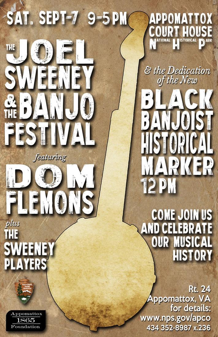 2019 Sweeney & the Banjo Festival// Marker Dedication
