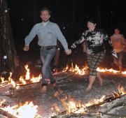 """Семинар """"Активизация Сверхвозможностей"""" с Огнехождением"""