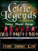 Celtic Legends Tap Dance (Beijing)