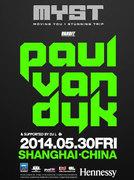 Paul Van Dyk en MYST (Shanghai)