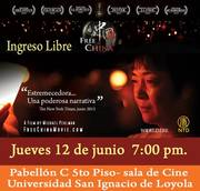 Documental China Libre: El Coraje de Creer (Lima)