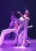 """Actuación del grupo """"Shanghai Art Troupe"""" (Granada)"""