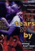 Cine gratis: (Wangjiao kamen / As tears go by) de Wong Kar-Wai