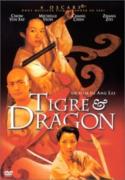 """""""Tigre y dragón"""" - Ciclo de cine chino - wuxia en el Instituto Confucio de Madrid"""