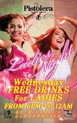 Ladies Night at Pistolera-Truly Authentic Mexican Experience