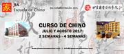 CURSO DE CHINO DE 2 Y 4 SEMANAS EN BEIJING. JULIO/AGOSTO.