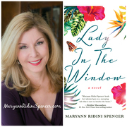 """Barnes and Noble Booksellers """"Lady in the Window"""" Book Signing with Maryann Ridini Spencer"""