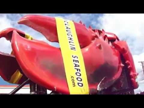 Lobster Monster Truck
