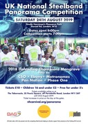 UK National Steelband Panorama Competition 2019