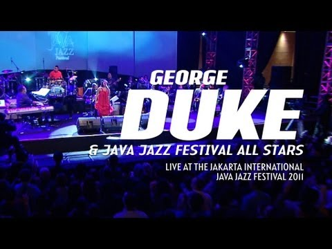 "UJD | Vanguard: George Duke ""Brazilian Love Affair"" ft. Dira Sugandhi Live at Java Jazz Festival 2011"