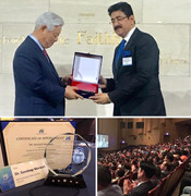 Sandeep Marwah Honored In South Korea for Higher Education