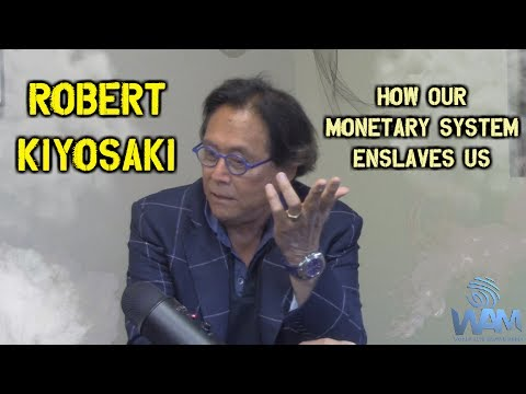 Robert Kiyosaki - How Our Monetary System Enslaves Us & Why You Shouldn't Pay Taxes (FULL INTERVIEW)