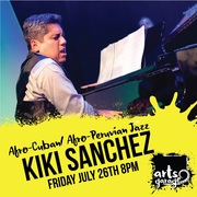 The Kiki Sanchez Jazz Ensemble at Arts Garage