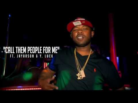 Rula ft. JayArson & Y.Luck - Call Them People for Me (Official Video)